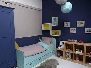 Chambre D Enfant : decoration du0027une attachant amenagement chambre d ~ Melissatoandfro.com Idées de Décoration