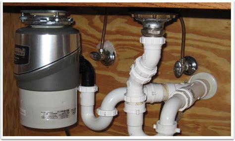 kitchen sink won  drain garbage disposal dishwasher  draining dishwasher  draining