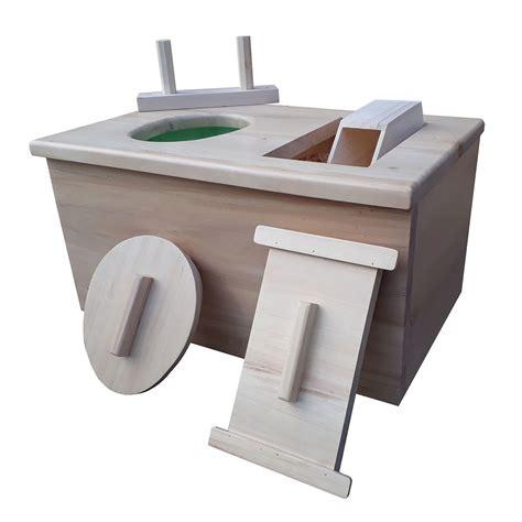 toilettes seches interieur toilettes s 232 ches enfant en bois fabriqu 233 en france