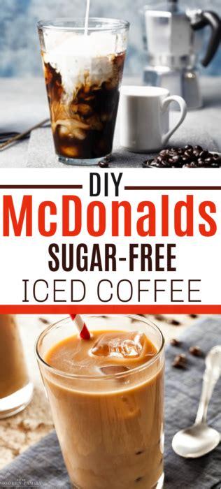 To make mcdonald's vanilla iced coffee, you just need a few things. Mcdonald's Sugar Free Iced Coffee Recipe (Vanilla!) - CopyCat Recipe! This DIY sugar-free ...