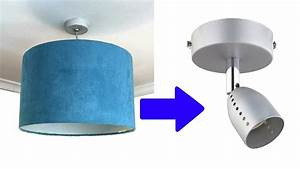 Replace Ceiling Rose With Led Downlights