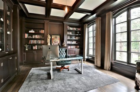 sophisticated traditional home office designs  work