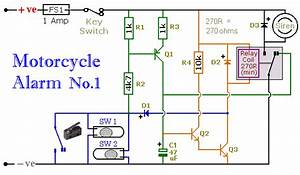 Electrical Wiring Diagram Simulator For Motorcycle