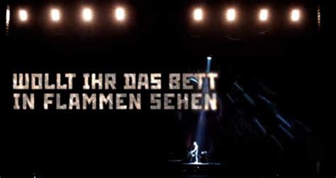 Princess´s Diary Über Rammstein Und Rammsteinparis