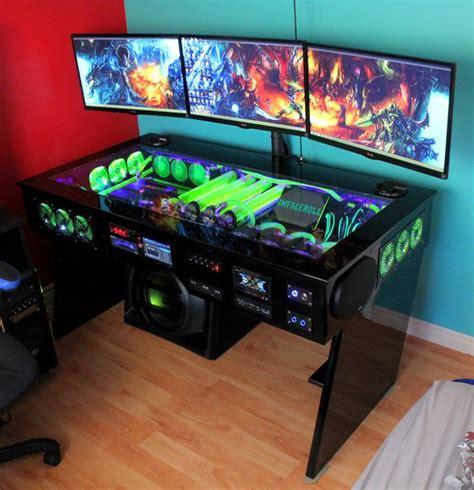 ordinateur bureau acer 35 setup de gaming epic pour les gamer sur pc geekqc ca