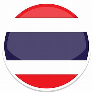 Thailand, flag, flags Icon Free of Round World Flags Icons