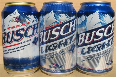 busch light new can new cans page