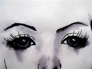 ink eyes by Amykpixie on DeviantArt