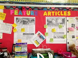 Feature Articles Chart