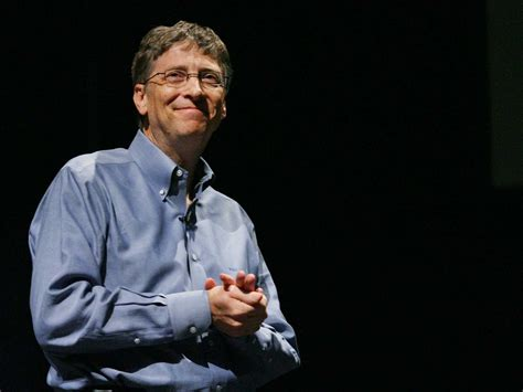 Here's What Bill Gates Thinks When People Say He Should ...