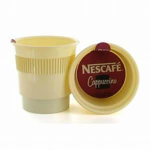 Dosage Café Filtre : gobelet pr dos au carton nescaf cappuccino 300 boissons ~ Voncanada.com Idées de Décoration