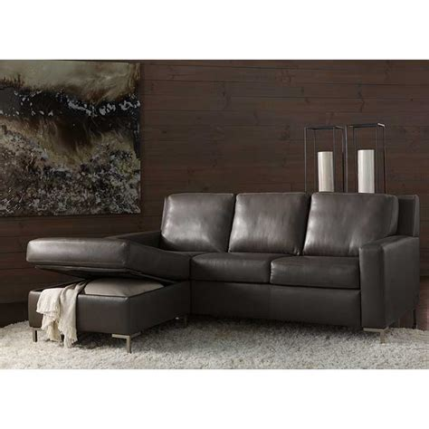 American Leather Sectional Sleeper Sofa by Sectional Comfort Sleeper Sofas By American Leather