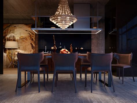 black dining rooms   dinner guests  adore
