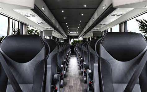 advancing  arrow stage lines charter bus experience