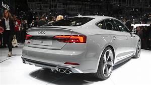 Audi Paris : audi s5 sportback and coupe with several improvements lands at paris drivers magazine ~ Gottalentnigeria.com Avis de Voitures
