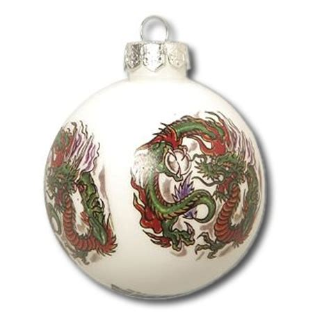 japanese dragon christmas ornament japanese christmas