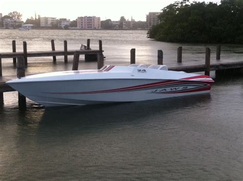 Jaws Powerboat by 24 Jaws Hull 10k Hull Offshoreonly