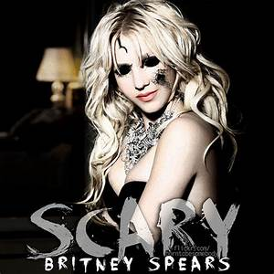 Britney Spears Scary CD Cover | Flickr - Photo Sharing!