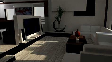interieur de maison design interieur maison unifamilial rendu photorealiste projet etudiant