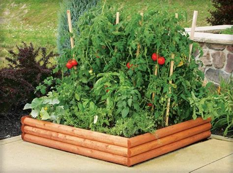 Greenes Raised Beds by Greenes Fence Companyraised Bed Garden Kit 4 By 4 By 9