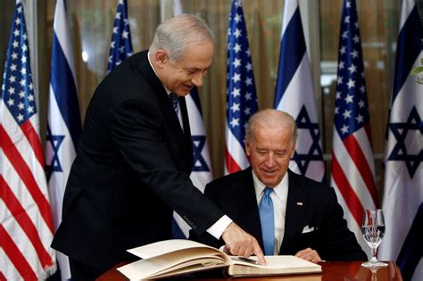israels netanyahu congratulates biden   election win  trump
