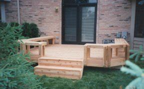 deck plans woodworking project plans