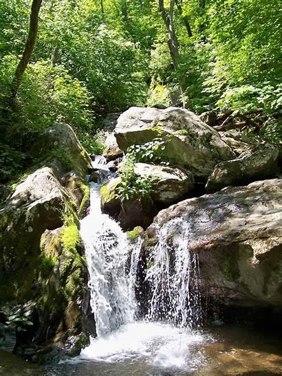 Falls Dark Hollow Trail Wander Those Bottom