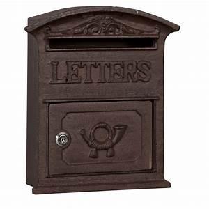 Claire Eef : clayre eef brievenbus 27x9x31 cm 6y1267 sfeerleven ~ Orissabook.com Haus und Dekorationen