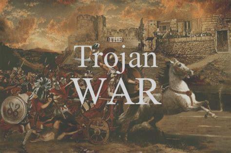 trojan war  carlylle duschane timeline timetoast