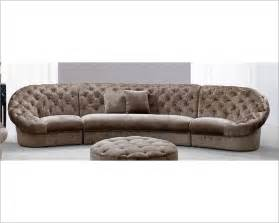 Tuft Sofa by Modern Tufted Fabric Sectional Sofa 44l6039