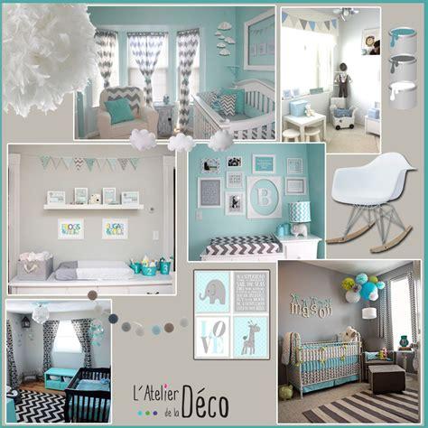 papier peint chambre bébé fille chambre bébé l 39 atelier de la déco décoration d