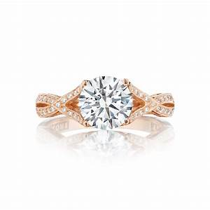 diamond center engagement ring dk gems With best wedding ring store
