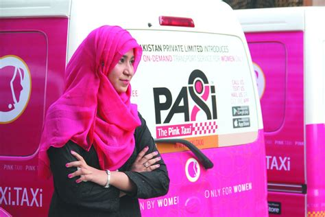 Ride-hailing Service For Women To Operate In Karachi