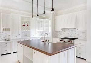Papier Peint Cuisine Moderne : cuisine papier peint leroy merlin cuisine avec rose ~ Dailycaller-alerts.com Idées de Décoration