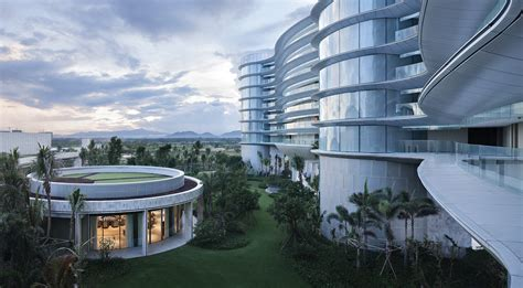Gallery of Hainan Blue Bay Westin Resort Hotel / gad - 17