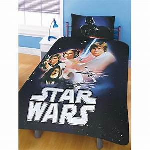Star Wars Decke : star wars 80er retro movie bettw sche garnitur luke skywalker decke kissen darth vader ~ Orissabook.com Haus und Dekorationen