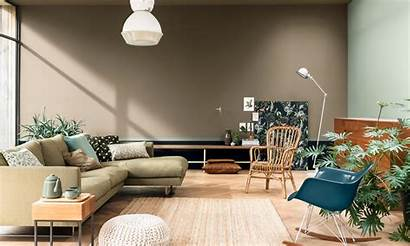 Trends Paint 2021 Living Colours Brave Ground