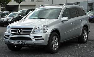 File Mercedes Gl 450 Cdi 4matic  X164  Facelift Front