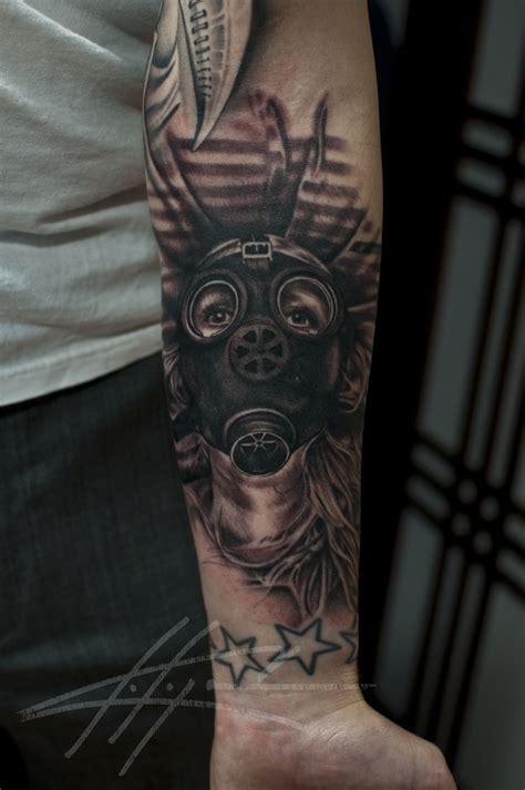 Gas Mask Tattoo  Gas Mask  Pinterest  Beautiful, Mask