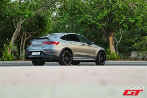 Gcc spec glc 200 from 2020 for aed 229,500 with a 4 cylinder engine. The 2020 Mercedes GLC 63 S Coupe Deserves To Star Head-To-Head