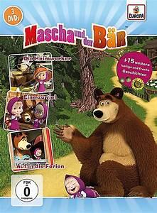 Bettwäsche Mascha Und Der Bär : mascha und der b r 3er box folgen 5 6 7 dvd ~ Buech-reservation.com Haus und Dekorationen