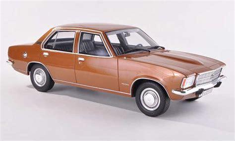 Opel Rekord Bos-models Diecast Model Car 1/43