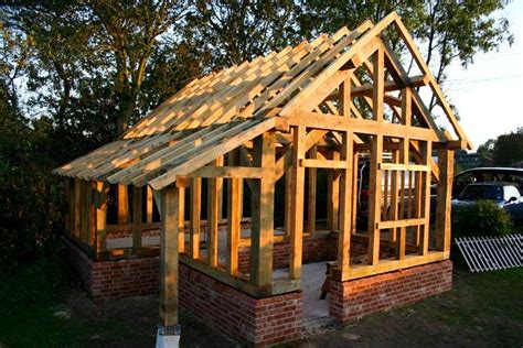 Post And Beam Shed Plans by Post Beam Living Inspirations Timber Frame Shed Plans