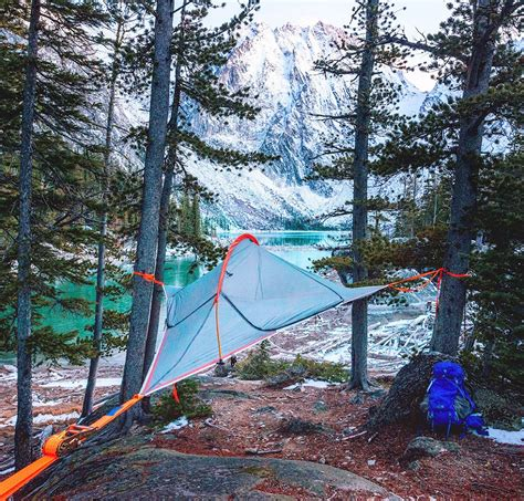 flite tree tent  affordable hanging tent  tentsile