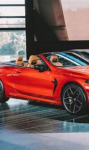 Live Photos from #NEXTGen19: BMW M8 Coupe and Convertible