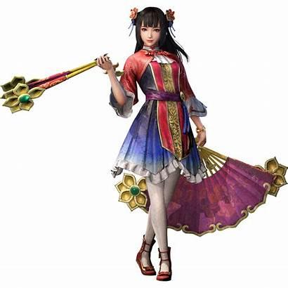 Warriors Dynasty Dw9 Qiao Daqiao Render Wu