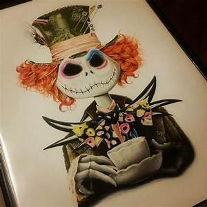 Jack Alice : love jack and alice in wonderland tattoo ideas pinterest alice tattoo and tatting ~ Frokenaadalensverden.com Haus und Dekorationen