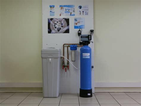 adoucisseur d eau comment fonctionne un adoucisseur d eau travaux maison