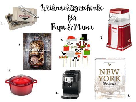 Weihnachtsgeschenke Für Mama Und Papa