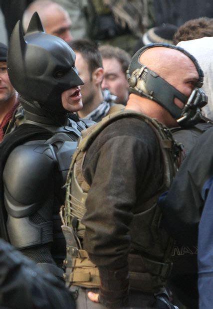 tom hardy brutal   batman film